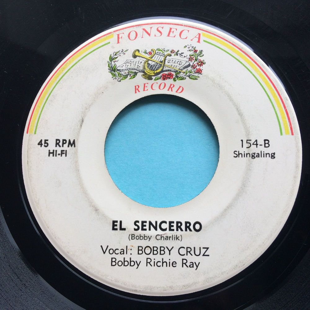 Bobby Cruz - El Sencerro - Fonseca - VG+