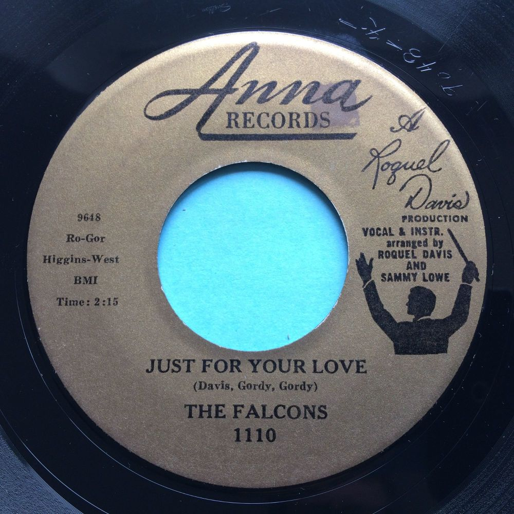 Falcons - Just for your love - Anna - Ex-