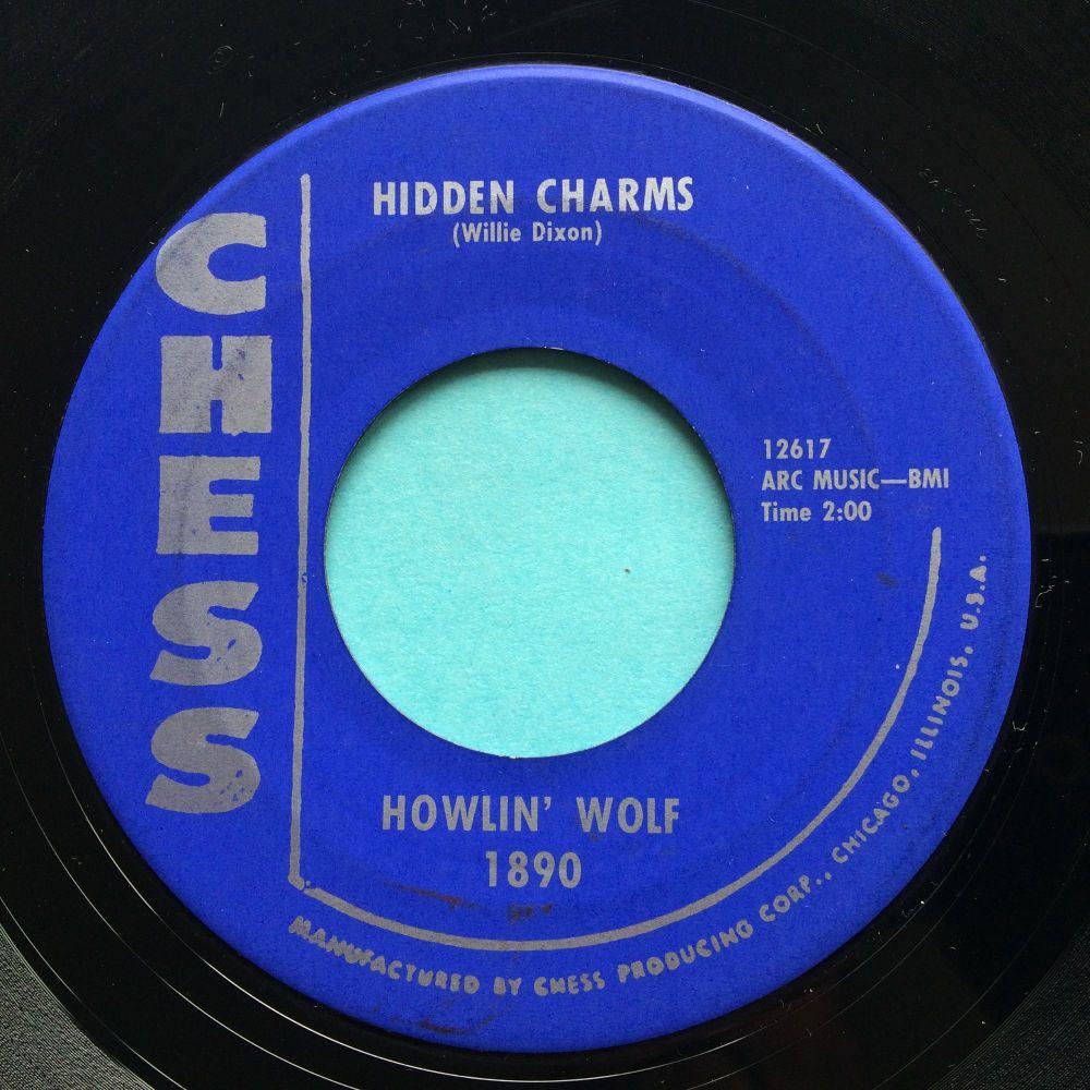 Howlin' Wolf - Hidden Charms - Chess - Ex-