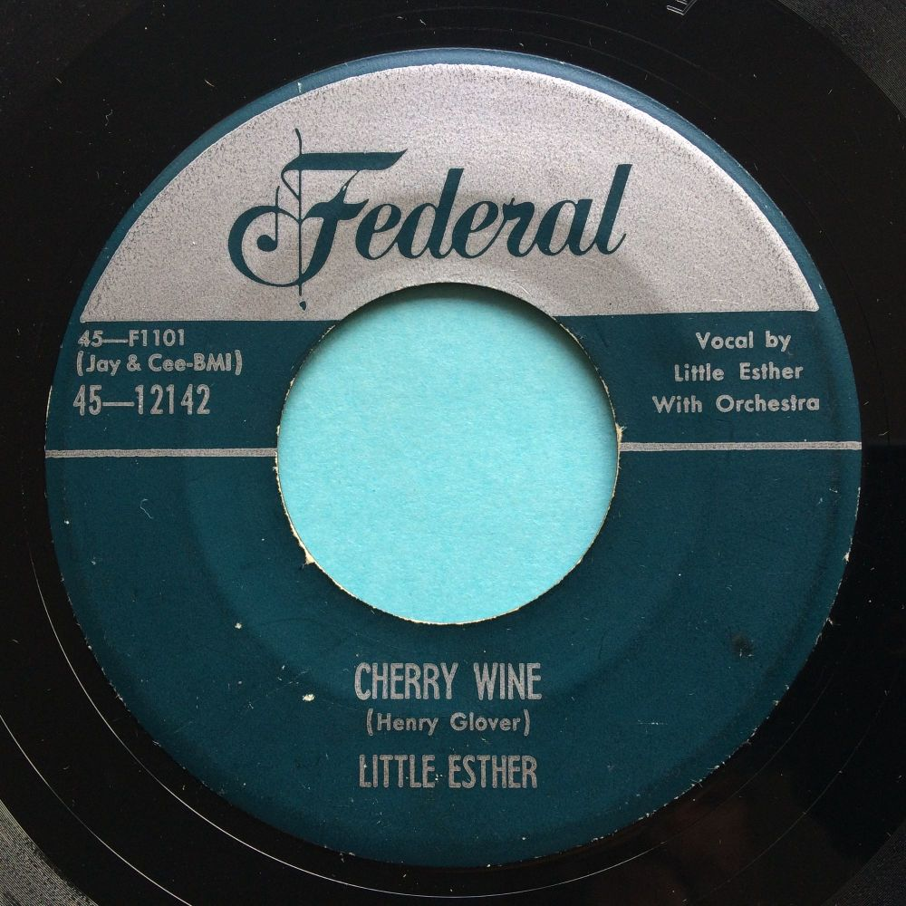 Little Esther - Cherry Wine - Federal - Ex-