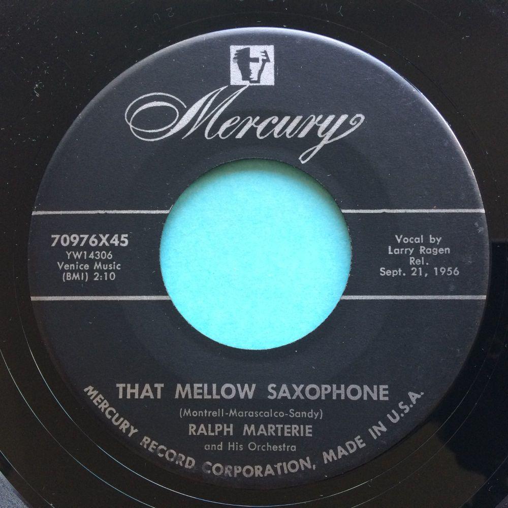 Ralph Marterie - That mellow saxophone - Mercury - Ex