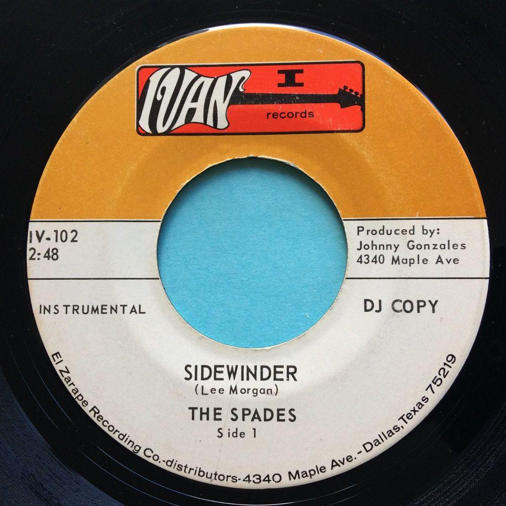Spades - Sidewinder - Ivan - Ex-