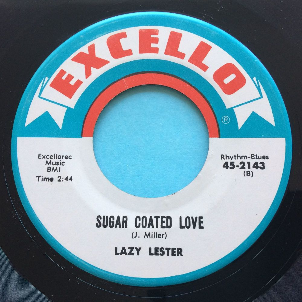 Lazy Lester - Sugar Coated Love - Excello - Ex