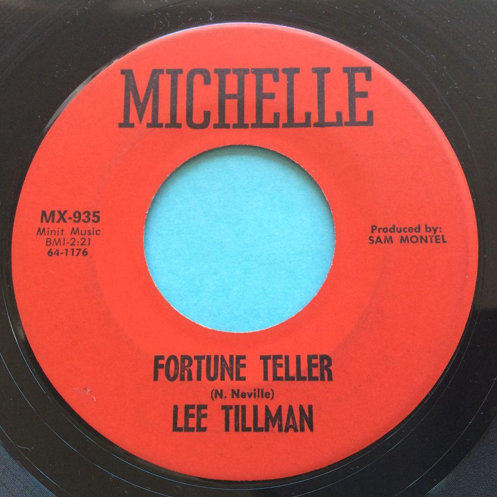 Lee Tillman - Fortune Teller - Michelle - Ex-