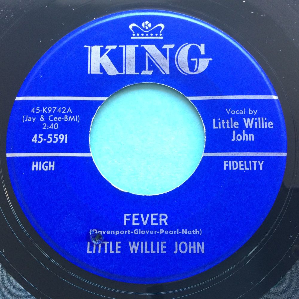 Little Willie John - Fever (strings version) - King - Ex-