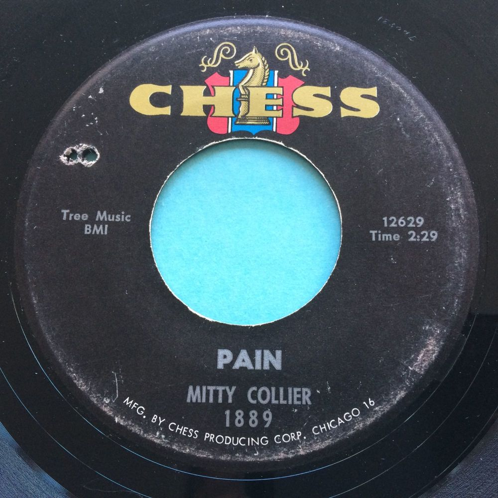 Mitty Collier - Pain - Chess - VG+
