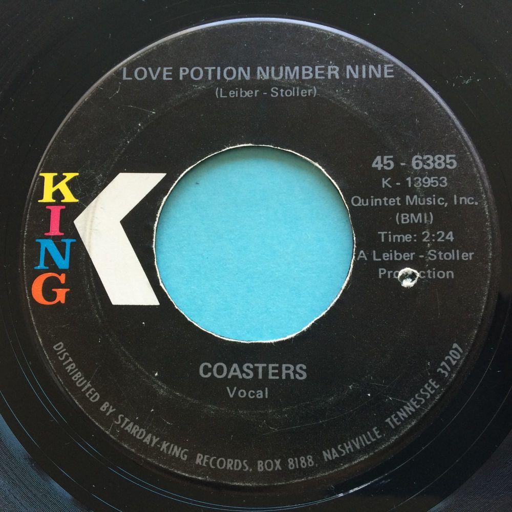 Coasters - Love potion number nine - King - VG+