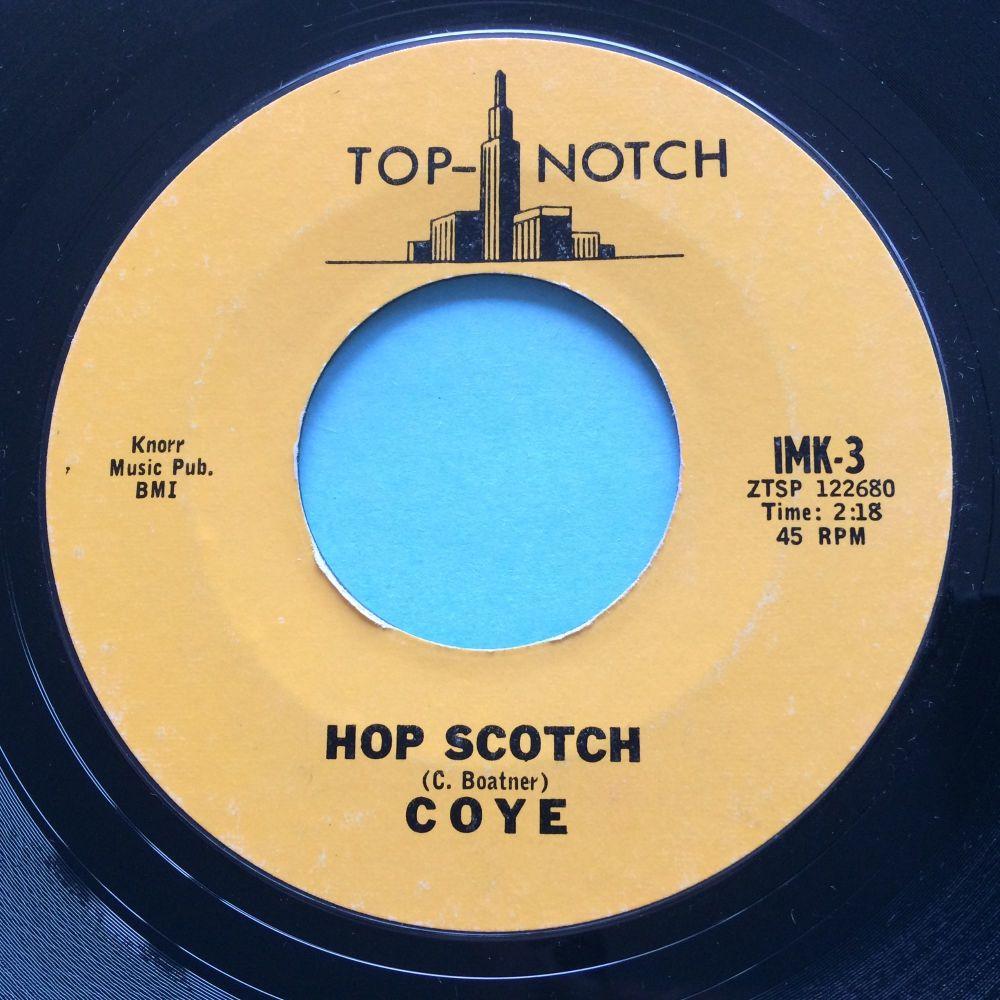 Coye - Hop Scotch - Top-Notch - Ex