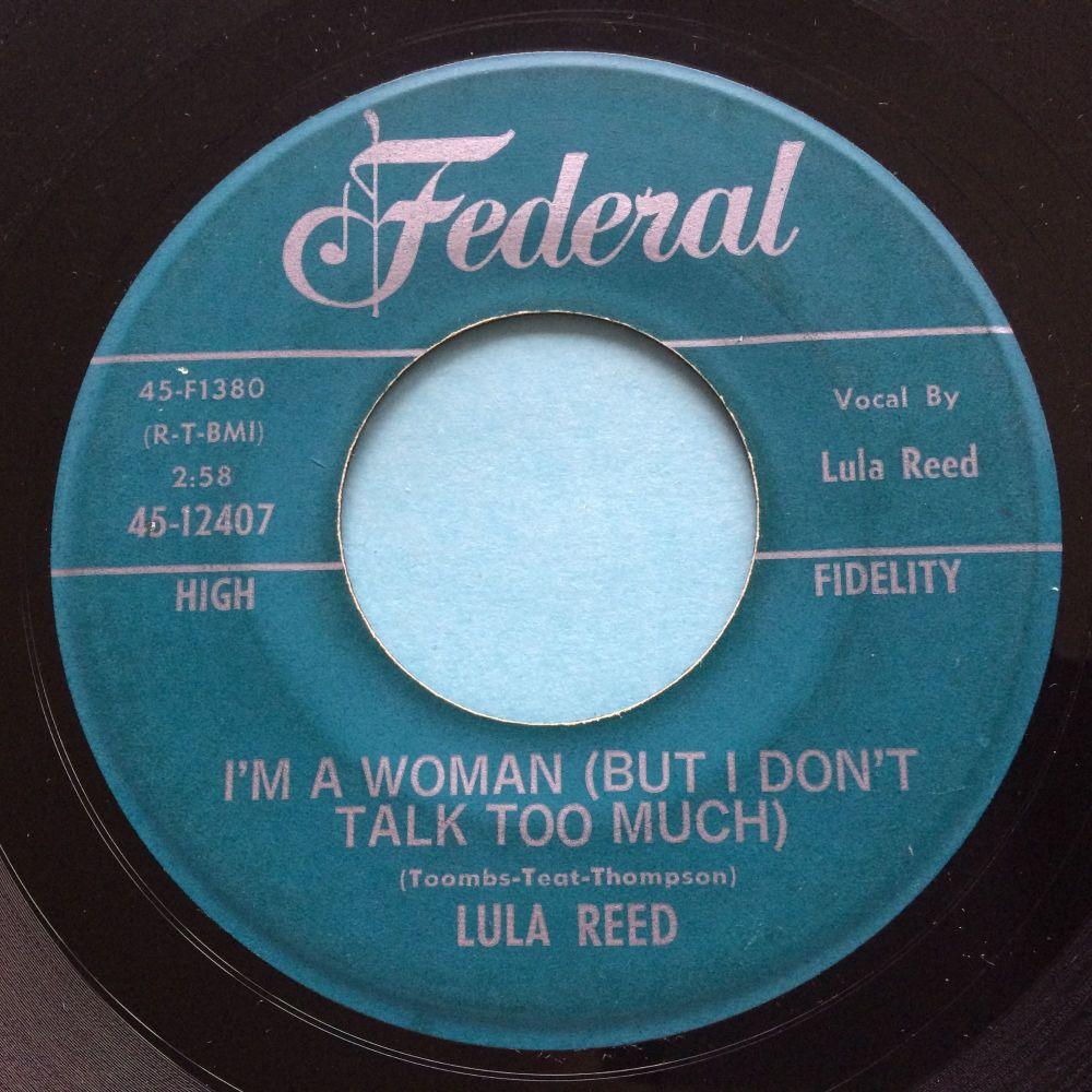Lula Reed - I'm a woman - Federal - VG+