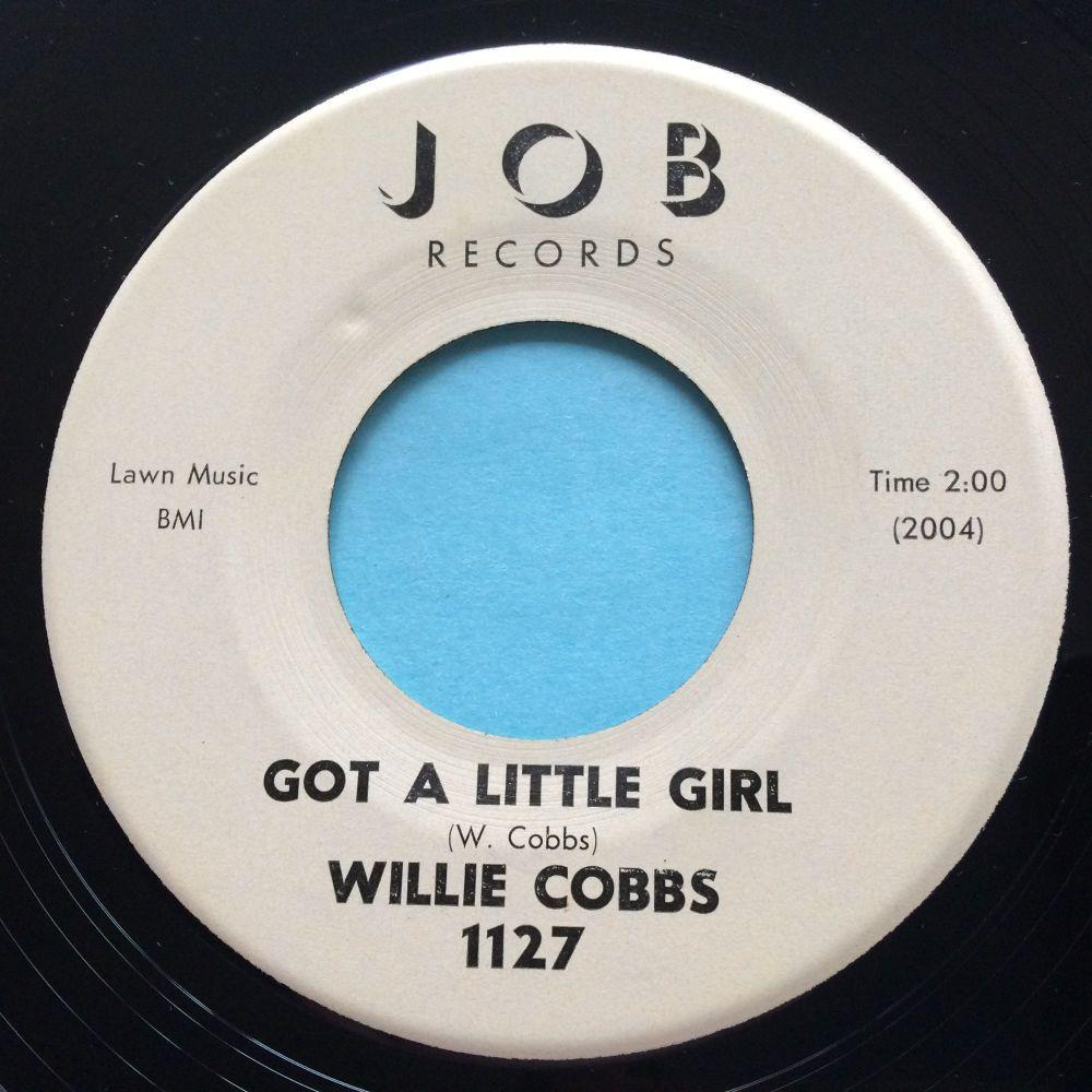 Willie Cobbs - Got a little girl - Job - Ex-