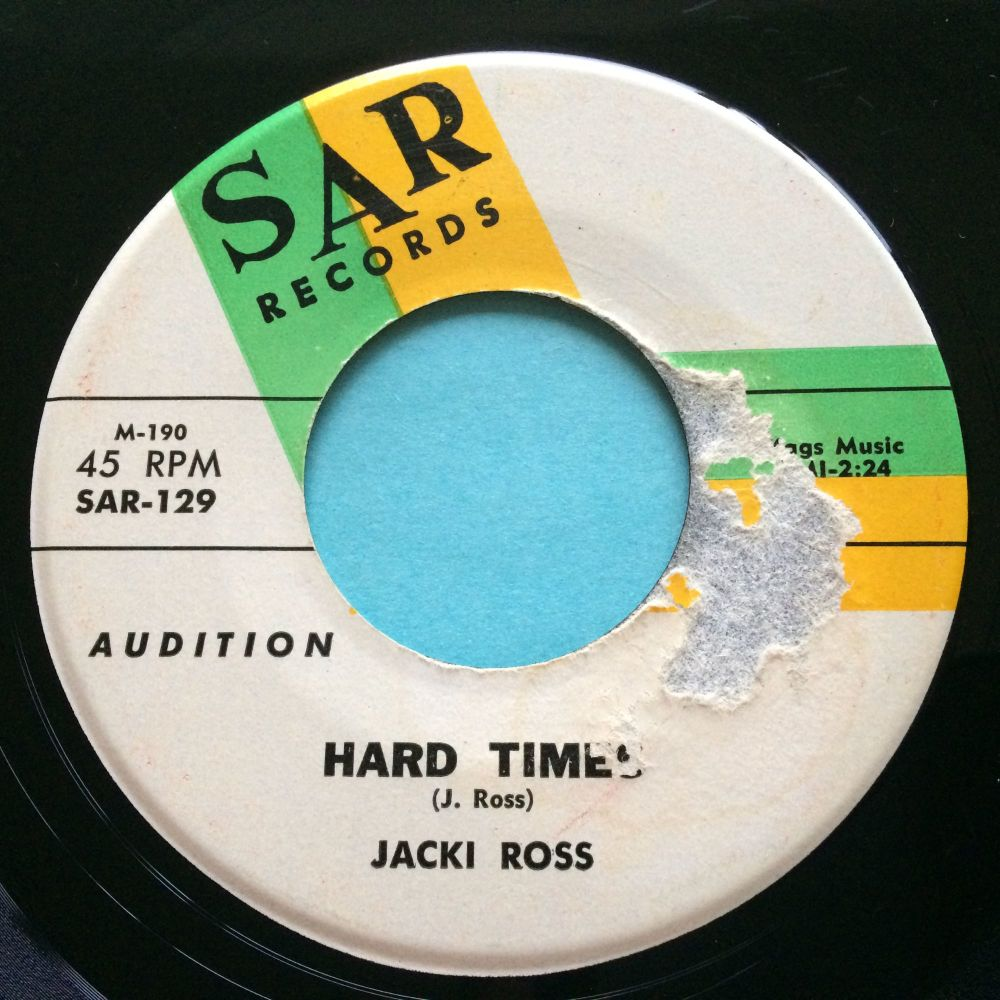 Jacki Ross - Hard Times - SAR - Ex-