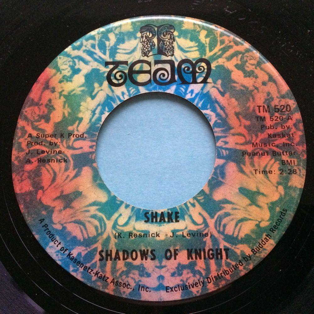 Shadows of Knight - Shake - Team - Ex-