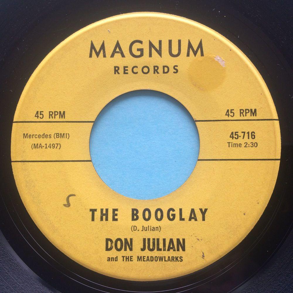Don Julian - The Booglay - Magnum - Ex-