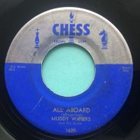 Muddy Waters - All aboard - Chess - VG+