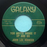 John Lee Hooker - Shake it up and go - Galaxy - Ex