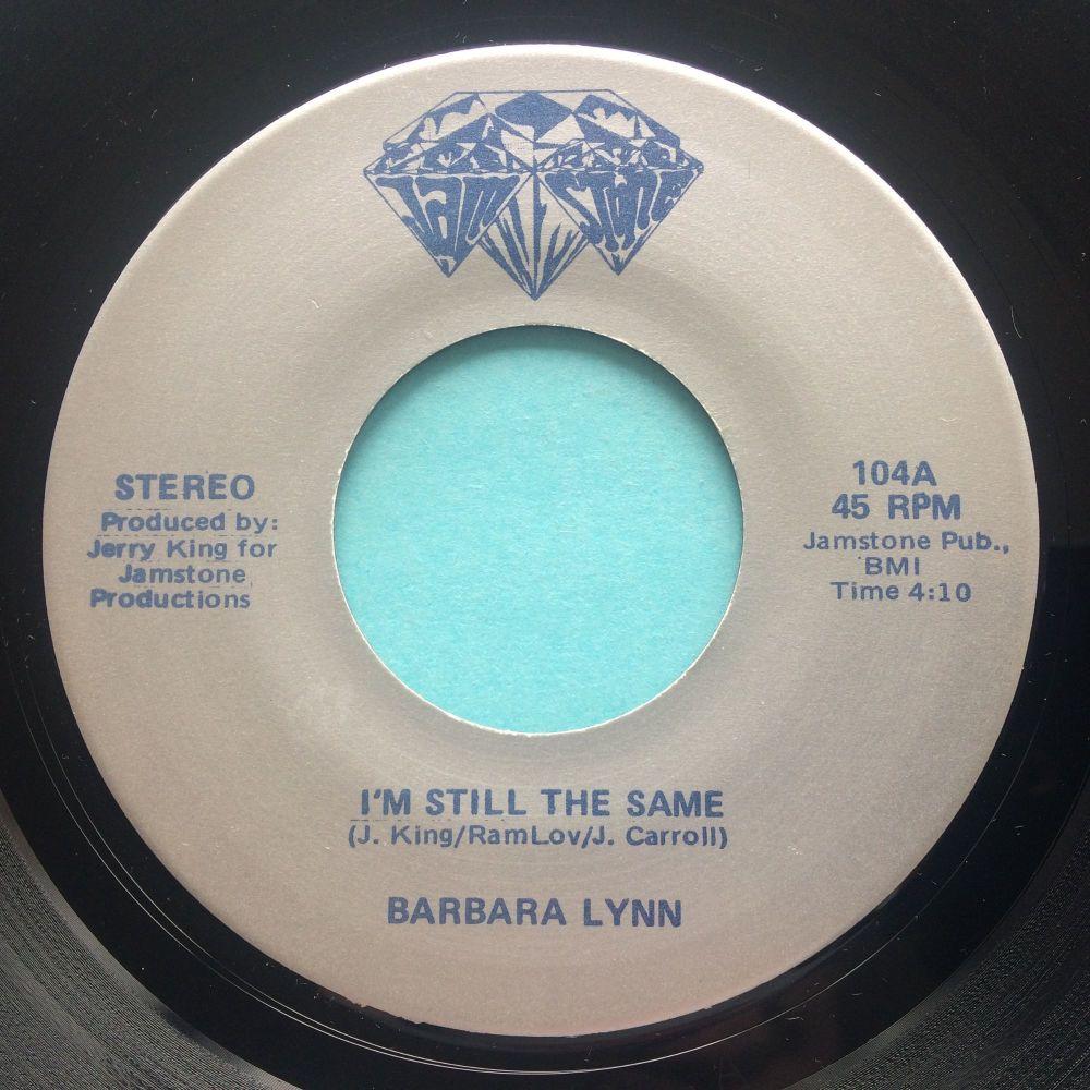 Barbara Lynn - I'm still the same - Jam Stone - Ex