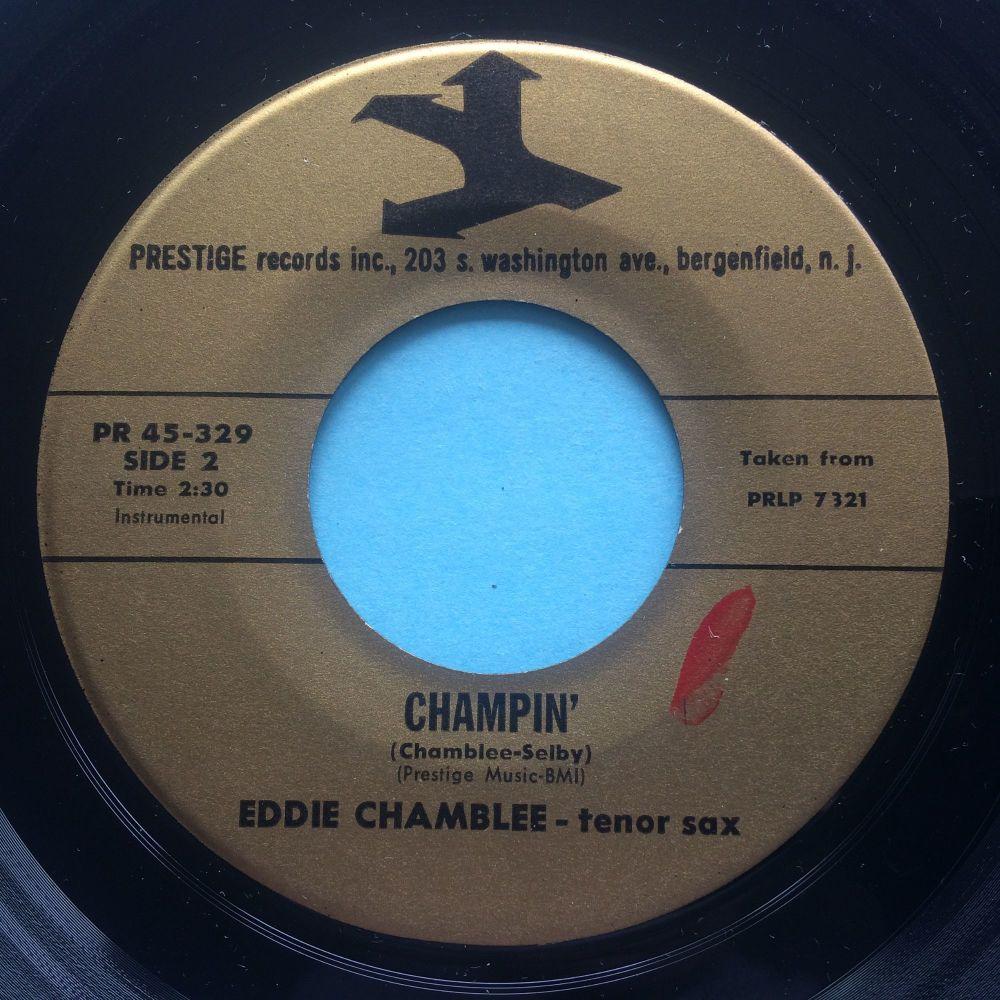 Eddie Chamblee - Champin - Prestige - VG+