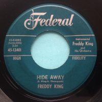 Freddy King - Hide away - Federal - Ex-