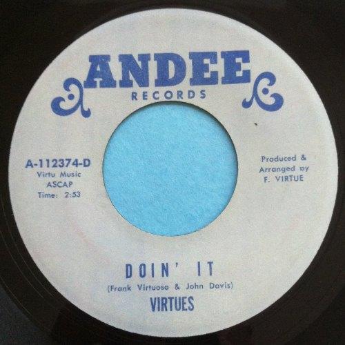 Virtues - Doin' it - Andee - Ex-