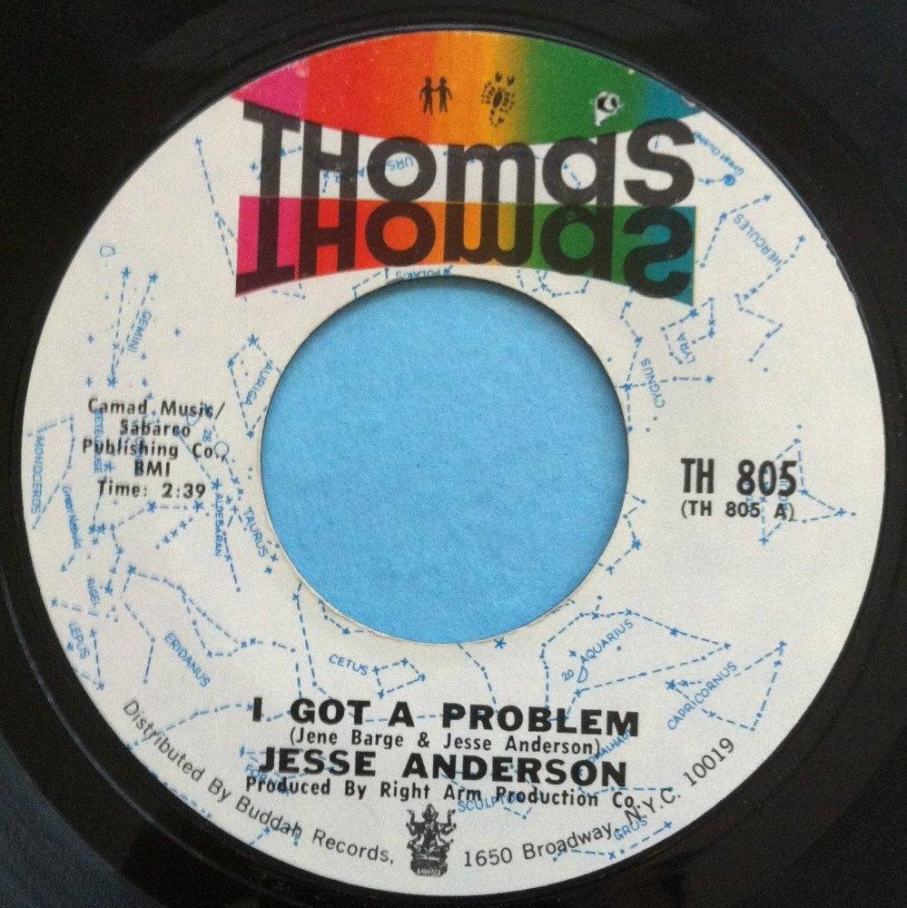 Jesse Anderson - I got a problem - Thomas - Ex-