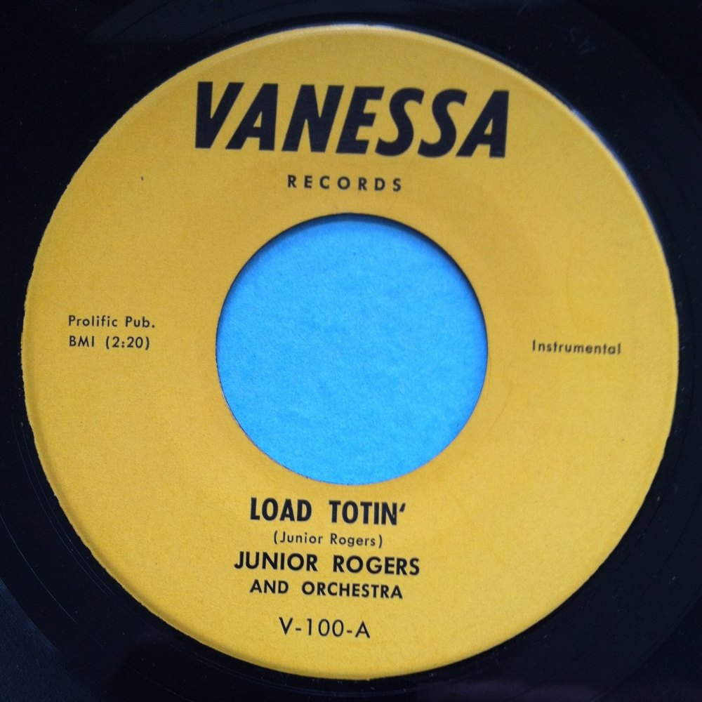 Junior Rogers - Load Totin' - Vanessa - Ex