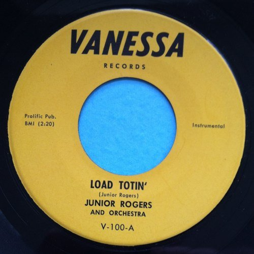 Junior Rogers - Load Totin' - Vanessa - Ex