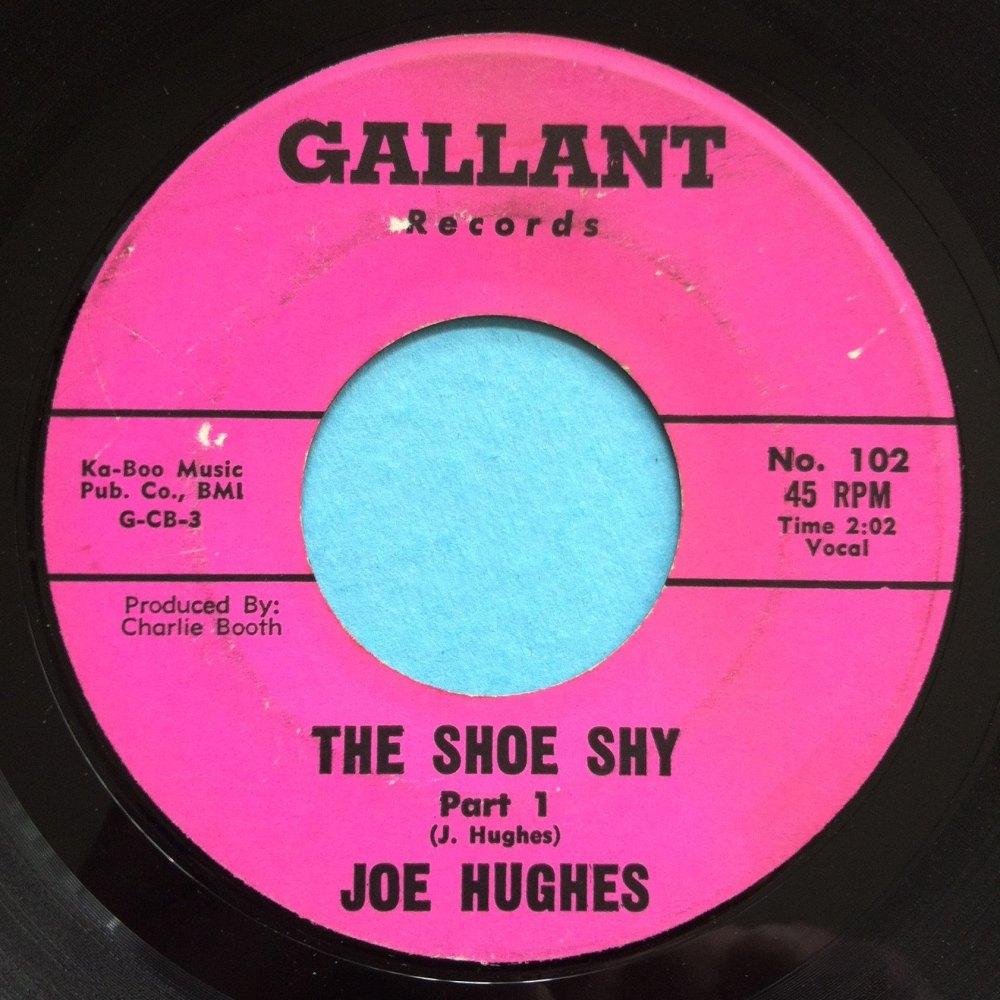 Joe Hughes - The shoe shy Pt 1 - Gallant - Ex