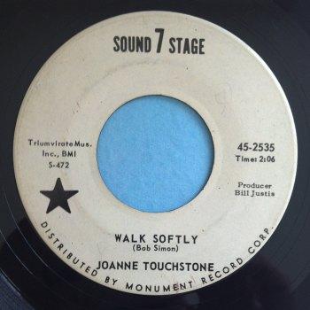 Joanne Touchstone - Walk Softly - SS7 - Promo - Ex-