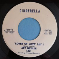 Art Neville - Lover 0f love (Pt 1) - Cinderella - M-