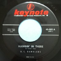 DC Ramblers - Hangin ' in there - Keynote - Ex