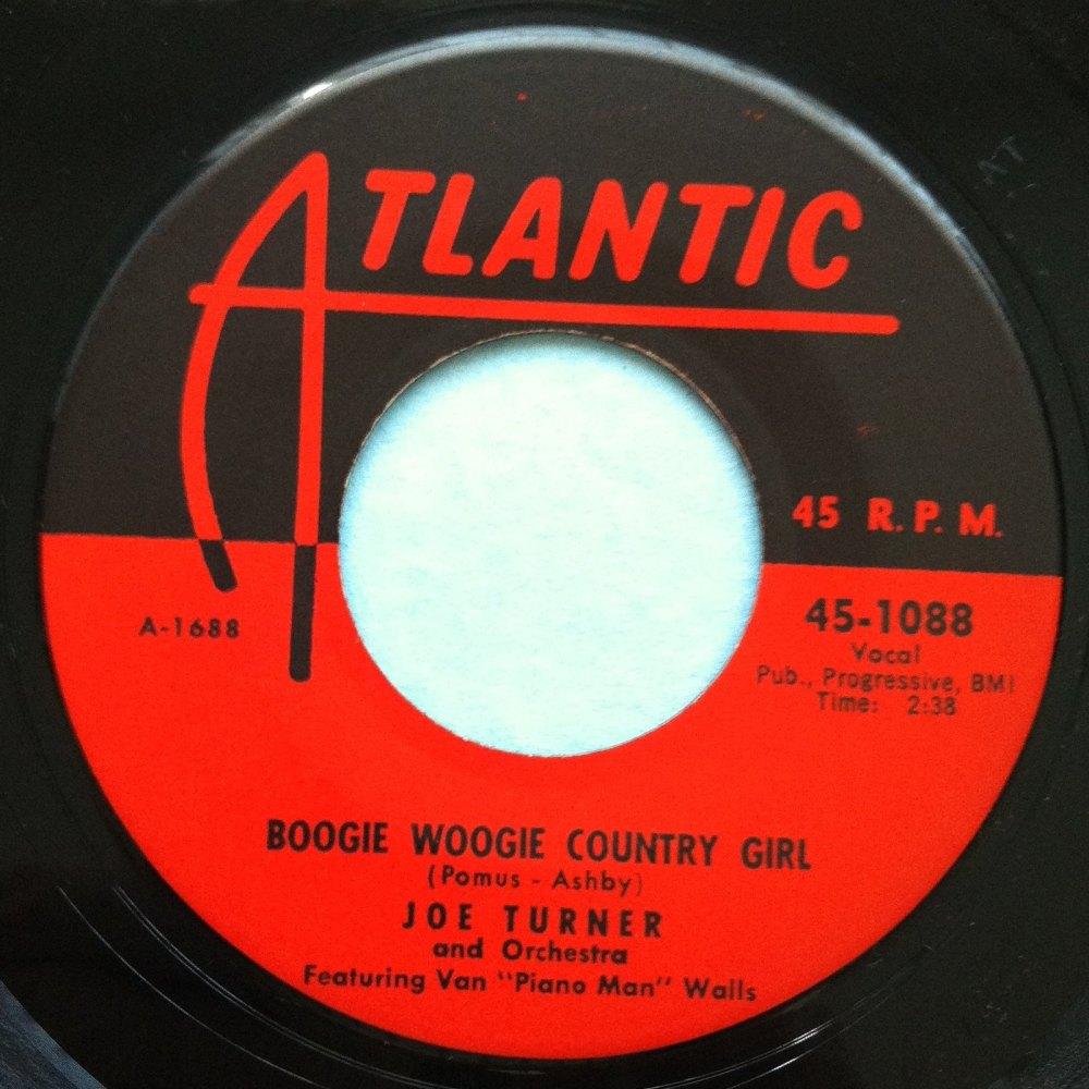 Joe Turner - Boogie Woogie Country Girl - Atlantic - M-