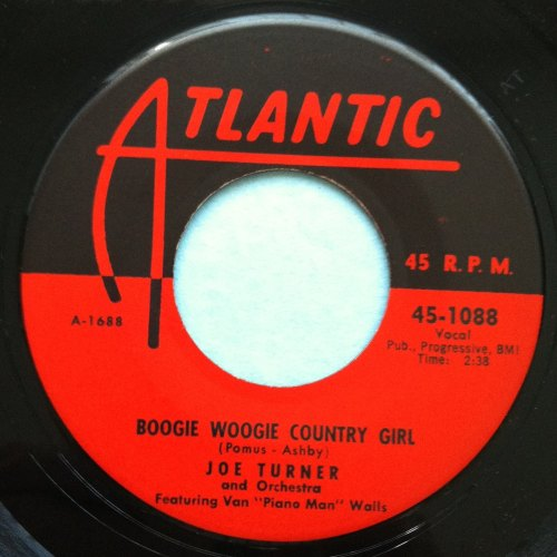 Joe Turner - Boogie Woogie Country Girl - Atlantic - M-