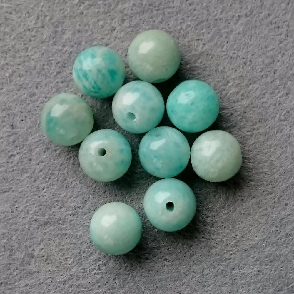 Amazonite bead 8mm
