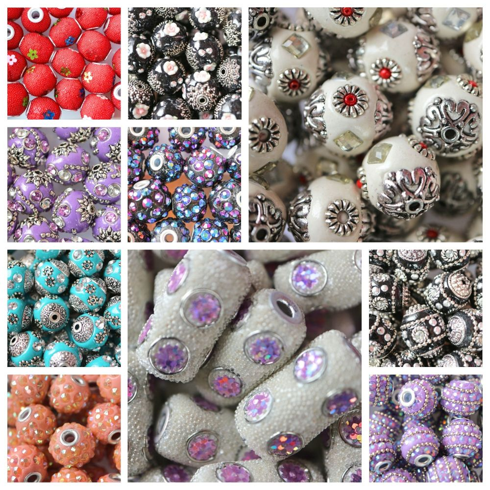 Indonesia Indonesian Beads