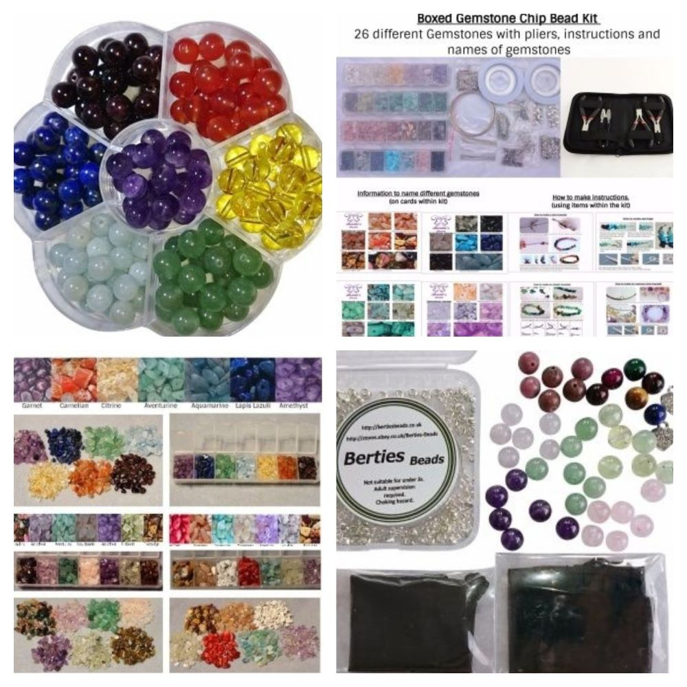 Ready Made Gemstone Mixes