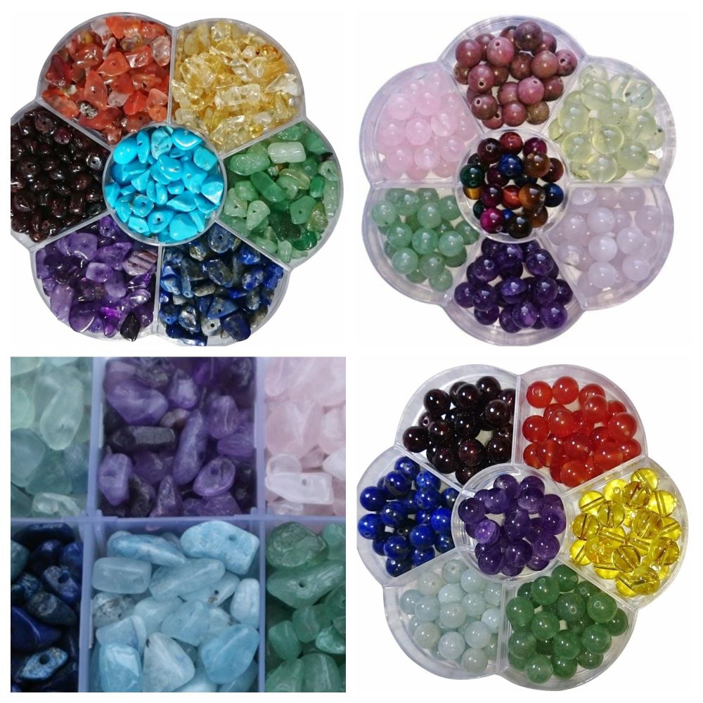 Gemstone Bead Mixes