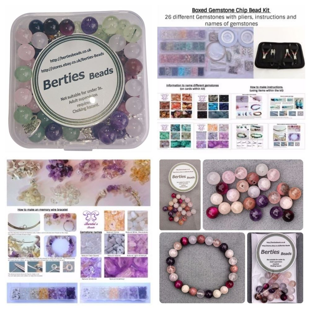 Complete Gemstsone Kits