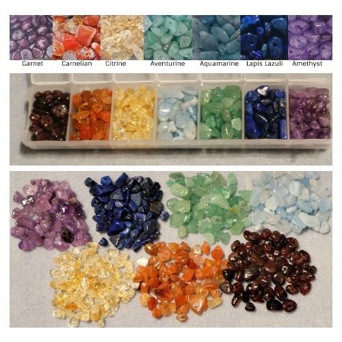 A Chakra chips mini mix