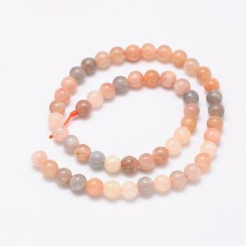 One Natural Moonstone Bead