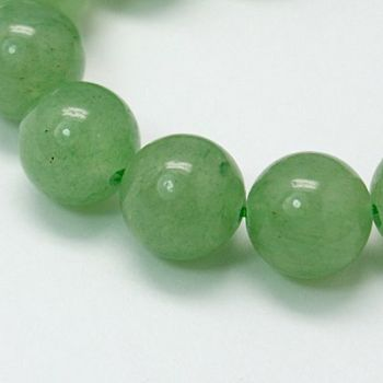 Green Aventurine 4mm Bead Strand