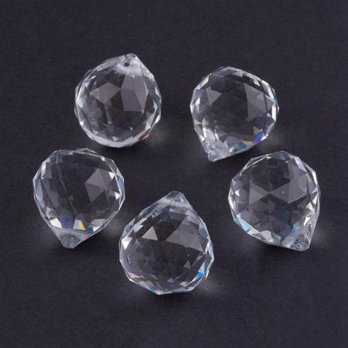 1 Glass Pendants Crystal Suncatcher