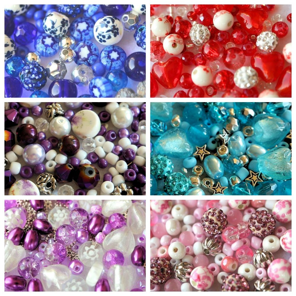 Bead Mixes and Kits