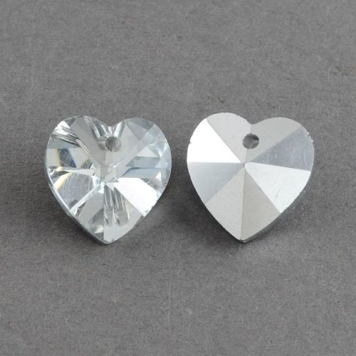 1 Heart Pendant