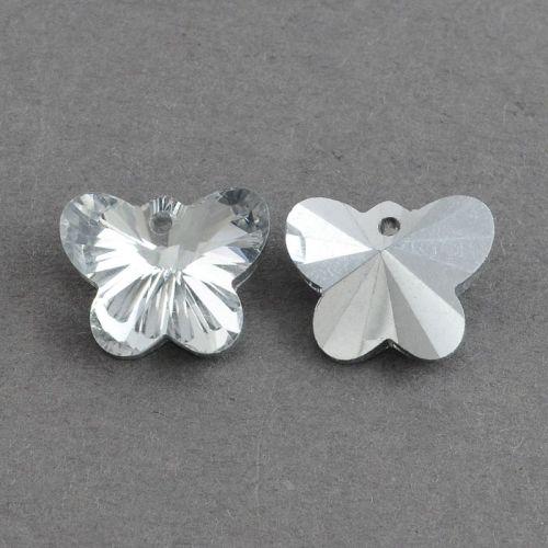 1 Butterfly Pendant