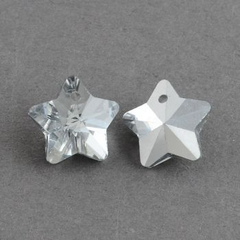 Star Clear Pendant