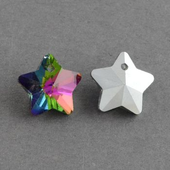 Star Colourful Pendant