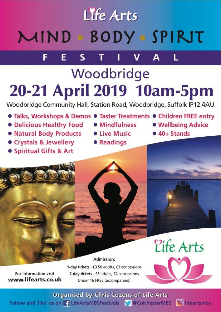 A4 Woodbridge 20-21 April 2019