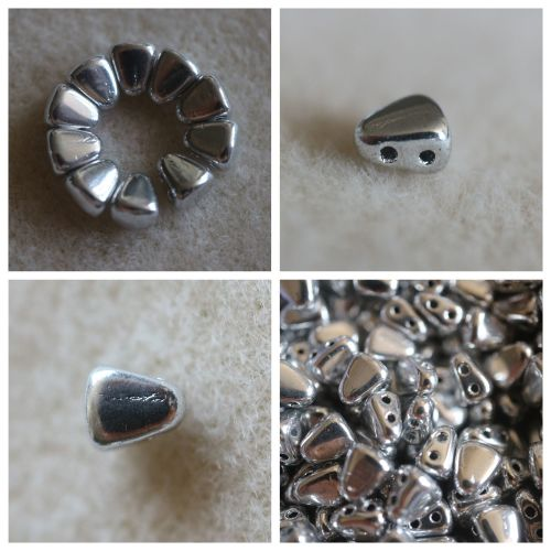1 NIB-BIT 6X5MM FULL LABRADOR bead