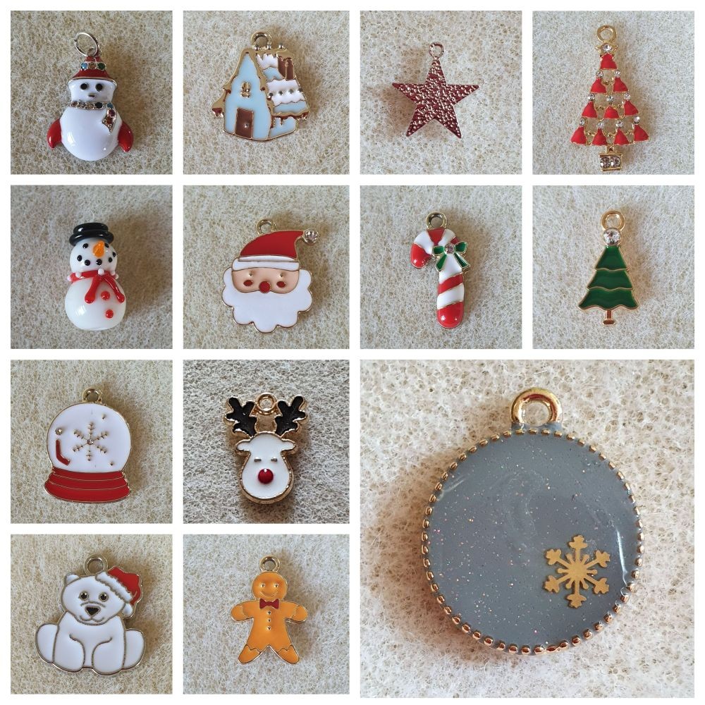 Bertie's Beads Christmas Selection