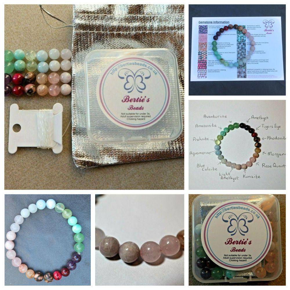 Anxiety Stress Reducing Bracelet Kit